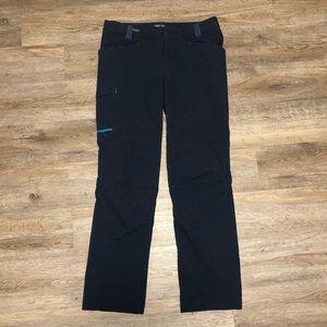 Patagonia Navy Long Pants Size 8
